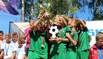 """FS Metta otro gadu pēc kārtas uzvar """"SKF Meet the World"""" turnīrā"""