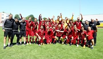 Latvijas U-19 izlase uzvar Somiju un izcīna Baltijas kausu