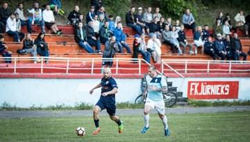 Monarhs/Flaminko cieš otro zaudējumu Rīgas čempionātā