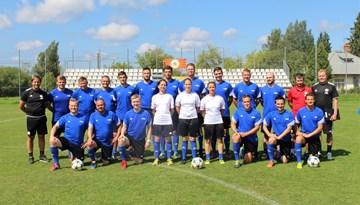 Prakses nodarbības Staicelē vada arī C-LFF otrās grupas treneri