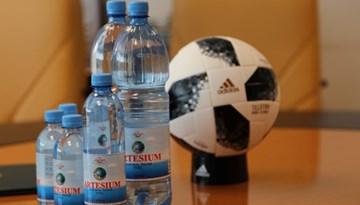 Artresium - LFF oficiālais ūdens atbalstītājs