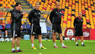 Latvijas U-19 izlase dosies uz četru dienu treniņnometni
