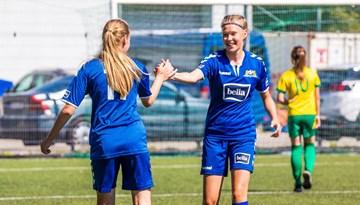 Aizvadītas Latvijas meiteņu U-14 čempionāta 3. posma spēles Elites un Attīstības grupā