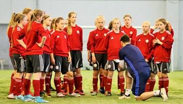 No 26. līdz 29. jūnijam Staicelē notiks WU-15 meiteņu izlases talantu skate