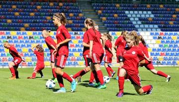 Rīgā startē Baltijas kausa izcīņa meitenēm