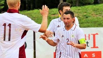 Sergejs Vasiļjevs: Lietuviešiem šodien uzspīdēja veiksme