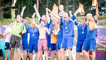 Par Jūrmalas kausa ieguvējiem kļūst PFD Kreiss, dāmu konkurencē uzvar Riga United