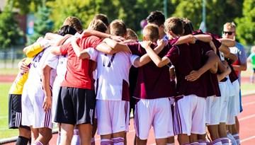 ONLINE - LFF Neatkarības kausa izšķirošās spēles Jelgavā un Iecavā