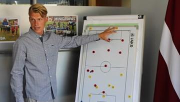 23 studenti ieguvuši C-LFF futbola trenera licenci