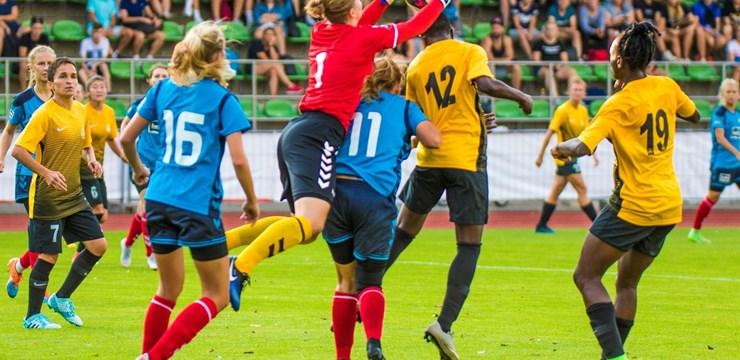 UEFA Sieviešu čempionu līgas kvalifikācijas turnīrā aizvadīta otrā spēļu kārta