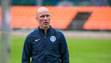 Igaunijas U-21 izlases treneris: Spēles pret kaimiņiem uztveram nopietni
