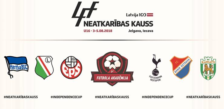 LFF aicina trenerus apmeklēt Neatkarības kausa spēles Jelgavā un Iecavā
