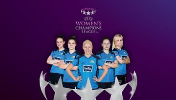 No 7. līdz 13. augustam Rīgā notiks UEFA Sieviešu Čempionu līgas kvalifikācijas spēles