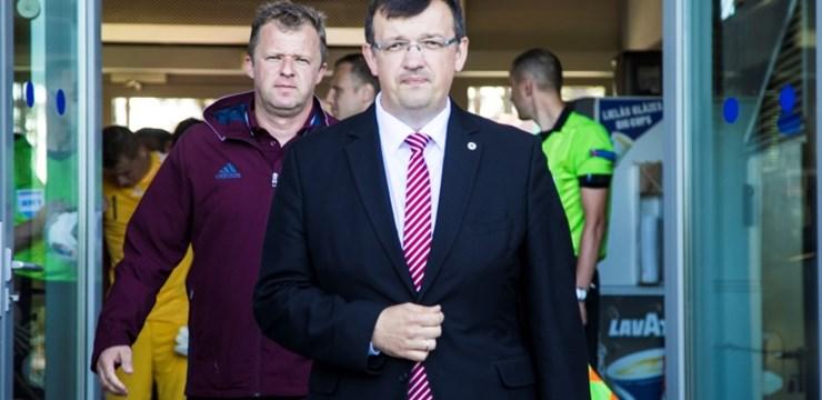 Dainis Kazakevičs: Spēles iznākums bija likumsakarīgs