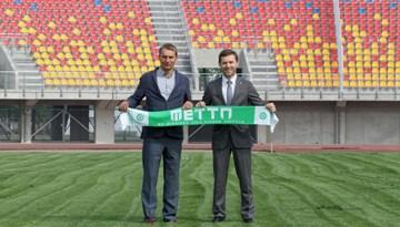 FK Metta/LU paziņo par mājas spēļu aizvadīšanu Daugavas stadionā