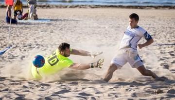 Sāksies Latvijas pludmales futbola sezona
