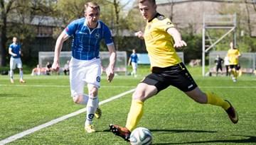 Rīgas čempionātā simtprocentīgu bilanci saglabā arī FK Progress