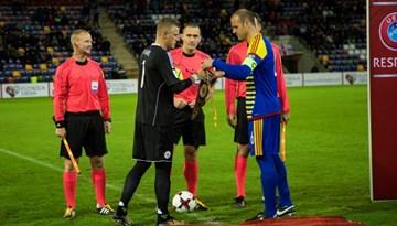 Andoras izlase - #11vilki pirmā pretiniece UEFA Nāciju līgā