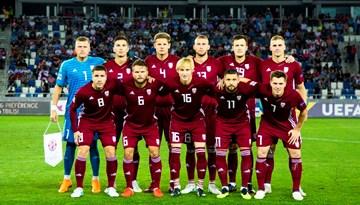 Latvijas izlase viesos piekāpjas Gruzijai