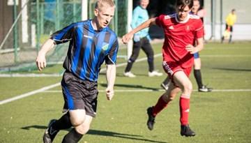 SK Kengaroos/FK Salaspils izcīna otro vietu Rīgas čempionāta Izaicinājuma līgā