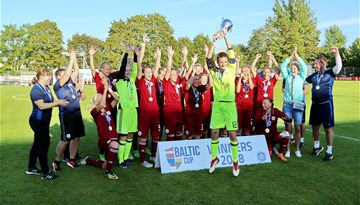 Didzis Matīss: Mūsu izlasē sapulcinātas individuāli spēcīgākās futbolistes Baltijā