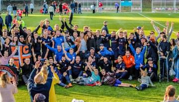 FC BetLanes kļūst par Rīgas čempionāta uzvarētāju