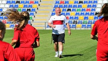 Latvijas WU-17 izlase satiksies uz četru dienu treniņnometni Rīgā