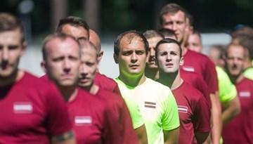 Latvijas minifutbola izlase startēs pirmajā Pasaules kausa izcīņā Lisabonā