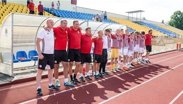 Paziņots Latvijas U-17 izlases sastāvs LFF Federācijas kausa izcīņai
