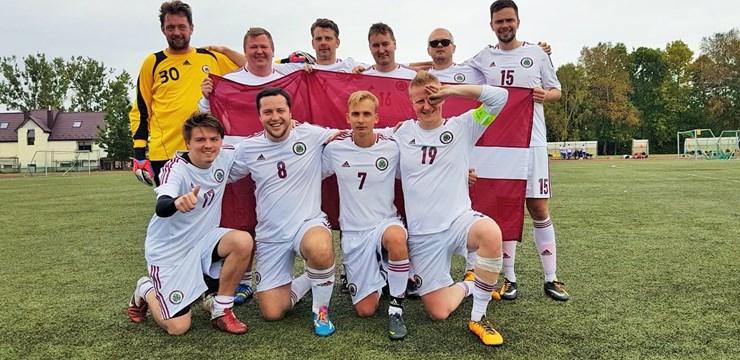 Latvijas mediju komanda startē starptautiskajā turnīrā Druskininkos