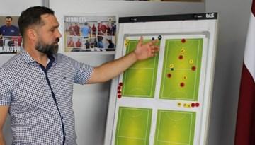 Pirmos B-UEFA telpu futbola kursus noslēdz 13 speciālisti