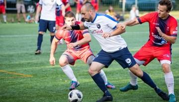 Rīgā pulcēsies Latvijas labākās amatieru minifutbola komandas