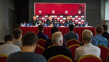 Mediju akreditāciju pieteikumu termiņš uz UEFA Nāciju līgas spēlēm noslēdzies