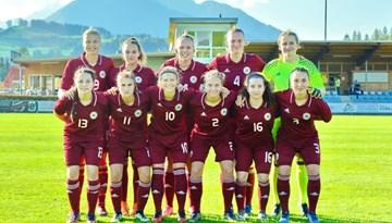 Latvijas WU-19 izlase Eiropas čempionāta kvalifikāciju noslēdz 3. vietā grupā