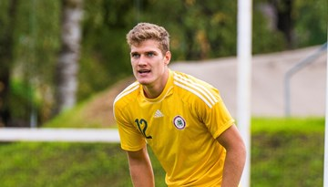 Rūdolfs Oskars Soloha: Devos uz īri, lai labāk sagatavotos kvalifikācijas spēlēm