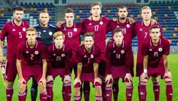 Latvijas U-21 izlase mača beigās atzīst Nīderlandes pārākumu