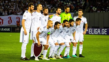 Iepazīstinām ar pretinieku - Gruzijas nacionālā futbola izlase