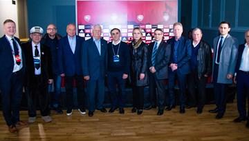Rīgā notikusi A. Čivadzes dokumentālās filmas prezentācija