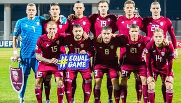 Pēdējā nāciju līgas mājas spēle zaudējums