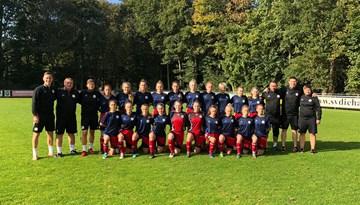 Latvijas WU-17 izlase EČ kvalifikāciju noslēdz ar zaudējumu Gruzijai