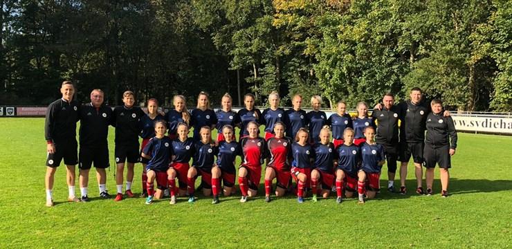 Latvijas WU-17 izlase Eiropas čempionāta kvalifikāciju sāk ar zaudējumu Zviedrijai