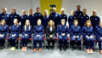 Sācies piecas dienas ilgs FIFA seminārs sieviešu futbola treneriem