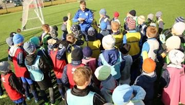 Sākušies Futbola nedēļas pasākumi Daugavpilī
