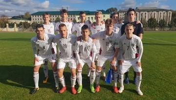 Latvijas U-17 izlase cīņu par Elites raundu iesāk ar neizšķirtu