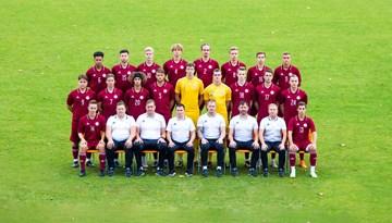 Latvijas U-19 izlase kvalifikācijas ciklu noslēdz trešajā vietā