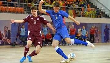 Moldova un Gruzija – pārbaudes spēles ar skatu uz FIFA Pasaules kausa kvalifikāciju