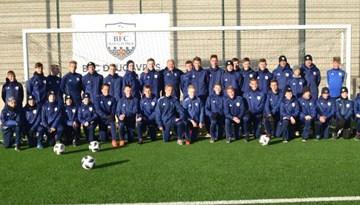 Latvijas izlases galvenais treneris apmeklē BFC Daugavpils akadēmiju