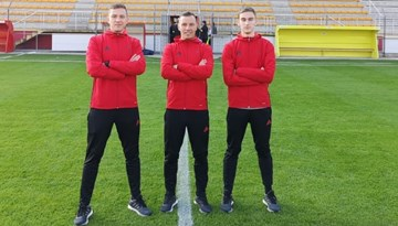 Latvijas tiesneši absolvē UEFA CORE programmu