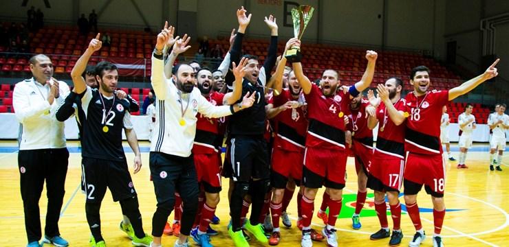 Gruzija kļūst par Anatolija Ponomarjova piemiņas pirmā turnīra uzvarētājiem