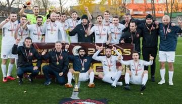 FC BetLanes no Rīgas uzvar 2. līgas čempionātā
